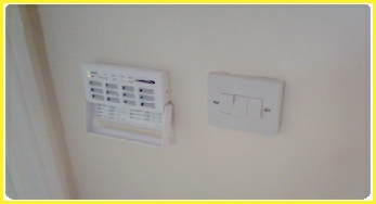 House Alarm Supplied, Installed And Tested By Bromsgrove Based Electrician, NJM Electrical Ltd