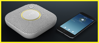 Click Here For More Information On The nest Wifi Smoke Alarm
